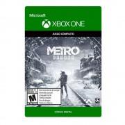 Microsoft metro exodus xbox one