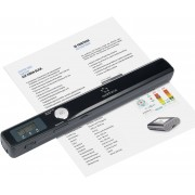 Scaner portabil A4 Renkforce W4S Wireless Edition 300/600/900 dpi USB, WLAN
