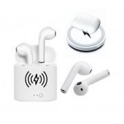 MiniX tws töltőtokos fülhallgató ajándék Wireless töltővel