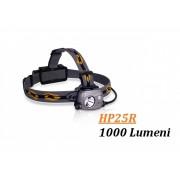 Lanterna frontala reincarcabila Fenix HP25R