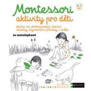 Svojtka Montessori - aktivity pro děti - Herrmann Éve, Rocchi Roberta