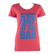 Capital Sports veľkosť L, červené, tréningové tričko, dámske (STS3-CSTF8)