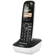 Panasonic KX-TG3411SX Cordless Landline Phone (White)