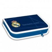 Penar Neechipat cu parti pliabile FC Real Madrid alb-albastru