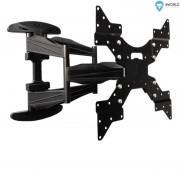 Suport TV LCD/LED reglabil 4WORLD negru 32-50 inch
