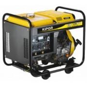 Generator pentru sudare Kipor KDE 180 XW