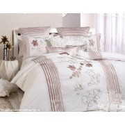 Adagio Quilt Cover Set by Platinum Collection