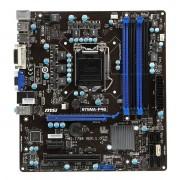 Placa de baza MSI B75MA-P45 Socket LGA1155, 4 x DDR3, USB3.0, SATA3, Suport Intel GEN 2 si 3