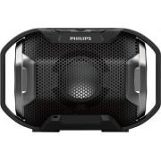 Philips Shoqbox SB300M Bluetooth Speaker, A
