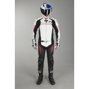 Spidi Lederbekleidung 2-teilig Spidi Supersport Touring Rot