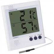 Digitalny teplomer vlkomer s čidlom teploty RS8471