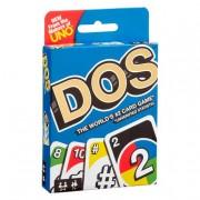 Mattel DOS - Juego de Cartas