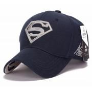 Superman baseball sapka