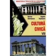 Manual cultura civica clasa 8 - Dorina Chiritescu Angela Tesileanu