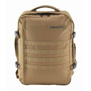 CabinZero Outdoor rugzak Military Cabin Backpack 36 L Beige