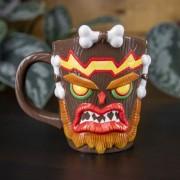 Чаша Uka Uka – Crash Bandicoot (400мл.)