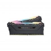 Memoria Corsair Vengeance RGB pro DDR4 PC4-24000 3000MHz, 16GB 2 x