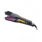 Placa de indreptat parul 622.01 Ceramic Pro Large, 55 W, Placi ceramice, Negru