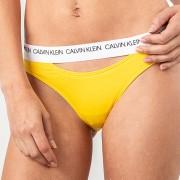 Calvin Klein Classic Swim Bikini Yellow