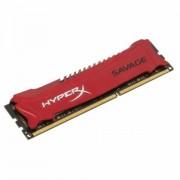DDR3 4GB (1x4GB), DDR3 2400, CL11, DIMM 240-pin, Kingston HyperX Savage HX324C11SR/4, 36mj