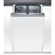"""Masina de spalat vase complet incorporabila Bosch Serie 4 SPV45IX05E """"Silence Plus"""", 9 seturi, 5 programe, Sistem AquaStop®, Clasa A++, 45 cm"""