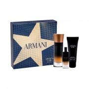 Giorgio Armani Code Profumo confezione regalo eau de parfum 60 ml + doccia gel 75 ml + eau de parfum 15 ml uomo