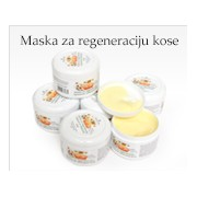 Maska za regeneraciju i oporavak oštećene kose, 150ml