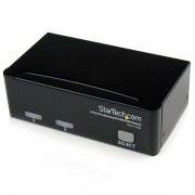 StarTech 2-poorts USB KVM switch met kabels