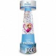 Lampa cu sclipici Anna si Elsa Frozen