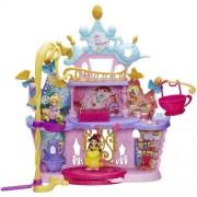 Castel muzical Hasbro Disney Princess Rapunzel si Belle