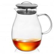 Dzbanek z zaparzaczem zaparzacz czajnik z filtrem