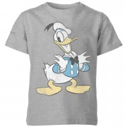 Disney Camiseta Disney Mickey Mouse Donald Pose - Niño - Gris - 9-10 años - Gris