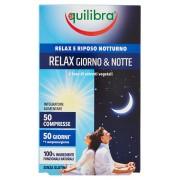 Equilibra Srl Relax Giorno E Notte 50 Compresse