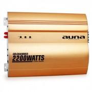 Goldhammer 2-kanaals autoversterker 2200W
