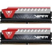 Memorie Patriot Viper Elite DDR4 8GB KIT (2x4GB) 2400MHz CL15-15-15-35 RED