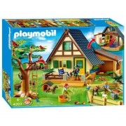 Playmobil 4207 - Famille / Animaux / Maison Forestière