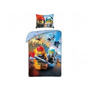 LEG-823 Lenjerie de pat LEGO City