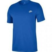 Tricou barbati Nike NSW TEE CLUB EMBRD FTRA albastru M