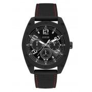 Guess Multifunctioneel Horloge Met Stikseldetails - Zwart - Size: T/U