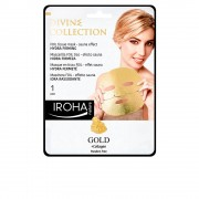 Iroha GOLD tissue hydra-firming face mask 1 use