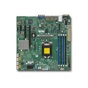 SUPERMICRO X11SSL-nF - Moderkort - micro ATX