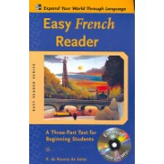 Easy French Reader - A Three-Part Text for Beginning Students (De Roussy de Sales R.)(Mixed media product) (9780071603423)