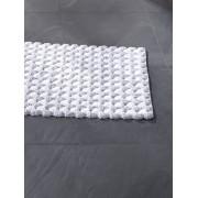 Kleine Wolke Matte ca. 60x60cm Kleine Wolke silber Wohnen silber