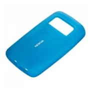 Nokia C6-01 husa originala Silicon Cover CC-1013, blue