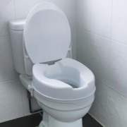 Raised Toilet Seat by Coopers of Stortford