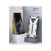 Husa Ringke Dual X Samsung Galaxy Note 9 Alb