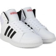ADIDAS NEO VS HOOPS MID Sneakers For Men(White)