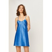 Local Heroes - Rochie Blue Satin