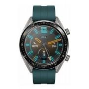 Reloj Smartwatch Huawei GT Active verde pantalla AMOLED 1.39 / acelerómetro / GPS / resistente al agua / IOS / Android