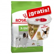 Royal Canin Size y Breed 3 a 4,5 kg + Contenedor de pienso Royal Canin ¡gratis! - Chihuahua 30 Junior (3 x 1,5 kg)